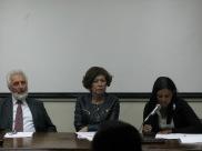"""2013 - Colóquio """"Historiografía, crítica y comparatismo. Pre-texto: Ana Pizarro, 50 años de docencia universitaria"""" (Santiago-Chile)"""