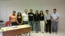 2013 - Defesa de dissertação de Emilania Souza Cabral