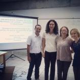 2014 - Defesa de dissertação de Rebeka da Silva Aguiar