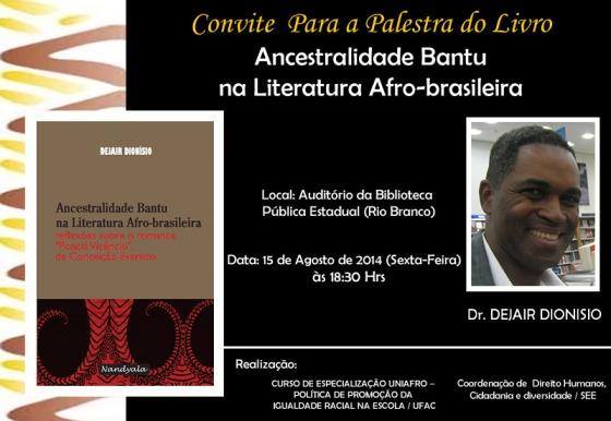 Convite Banner Rio Branco