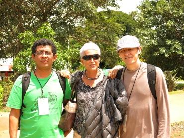 2014 - XI Jornadas Andinas de Literatura Latino America, Heredia, Costa Rica.