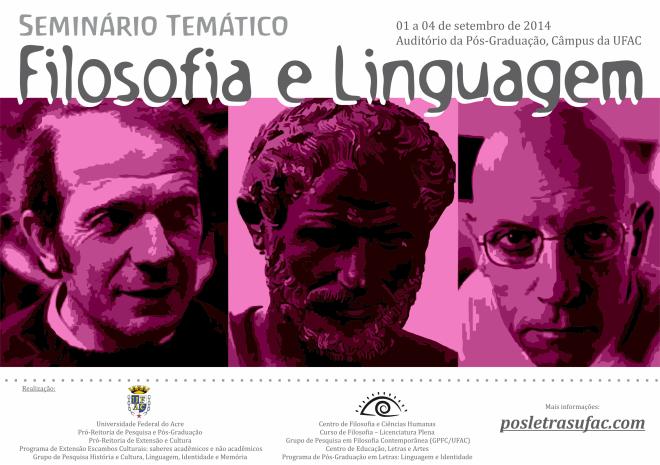 Seminário Filosofia e Linguagem
