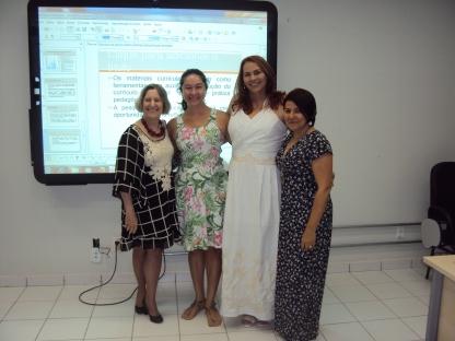 2014 - Defesa de Dissertação de Ana Paula Melo Saraiva Vieira
