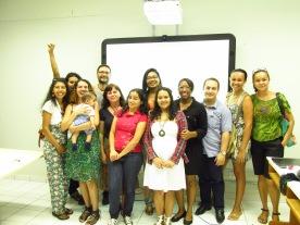 2014 - Defesa de Dissertação de Ítala Oliveira da Silva