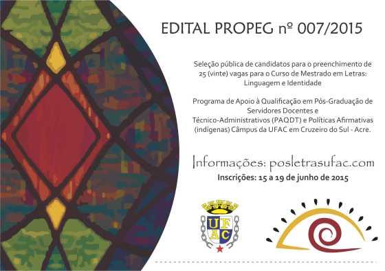 Edital CZS