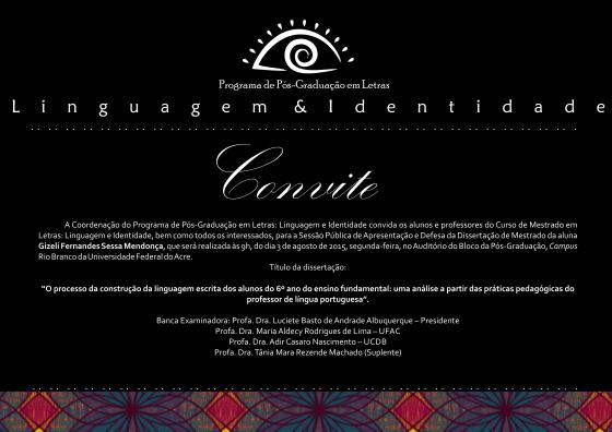 Convite Gizeli