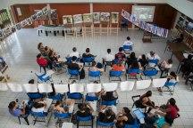 09.11.2015, Campus da Universidade Federal do Acre - UFAC, Rio Branco/Acre. IX Simpósio Linguagens e Identidades da/na Amazônia Sul Ocidental. Foto:Talita Oliveira