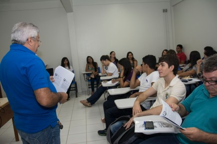 10.11.2015, Campus da Universidade Federal do Acre - UFAC, Rio Branco/Acre. IX Simpósio Linguagens e Identidades da/na Amazônia Sul-Ocidental. Foto:Talita Oliveira