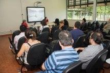 11.11.2015, Campus da Universidade Federal do Acre - UFAC, Rio Branco/Acre. IX Simpósio Linguagens e Identidades da/na Amazônia Sul-Ocidental. Foto:Talita Oliveira