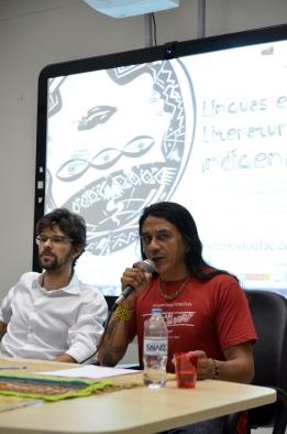 12.11.2015, Campus da Universidade Federal do Acre - UFAC, Rio Branco/Acre. IX Simpósio Linguagens e Identidades da/na Amazônia Sul Ocidental. Foto: Deyse Cruz