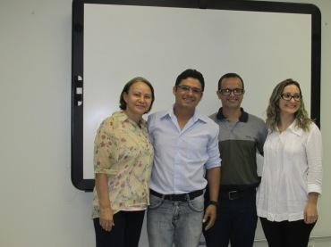 2016 - Defesa de dissertação de Luciano Mendes Saraiva