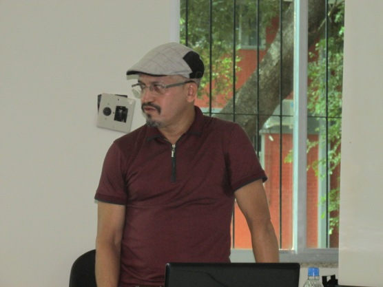 2016 - Defesa de dissertação de Guilherme da Silva Cunha