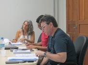 2016 - Defesa de dissertação de Pabla Alexandre Pinheiro da Silva