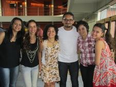 2016 - Defesa de dissertação de Jamila Nascimento Pontes