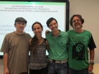 2016 - Defesa de dissertação de Lobato Pinto de Moura