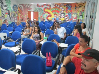 2016 - Defesa de dissertação de Altaíza Liane Marinho