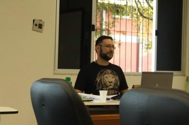 2016 - Defesa de dissertação de Marcelo Zaboetzki