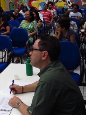 2016 - Defesa de dissertação de Márcio Adriano Chocorosqui