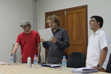 2016 - Defesa de dissertação de Raildo Brito Barbosa