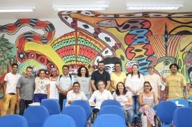 2016 - Defesa de dissertação de Jirlany Marreiro Bezerra