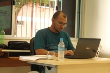 2016 - Defesa de dissertação de Amarílio Saraiva de Oliveira