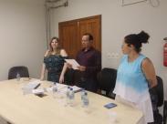 2017 - Defesa de dissertação de Rozangela de Melo Martins