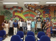 2017 - Defesa de dissertação de Gilberto Mendes Lobo