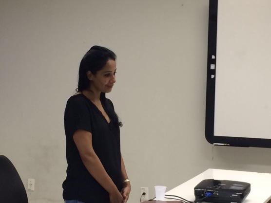 2017 - Defesa de dissertação de Ângela Maria dos Santos Rufino
