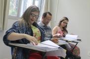 2017 - Defesa de dissertação de Sandra Mara Souza de Oliveira