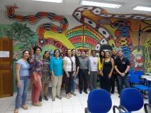 2017 - Defesa de dissertação de aluna Maria Jeane Oliveira de Almeida