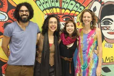 2017 - Defesa de dissertação de Juliana Feitosa Albuquerque