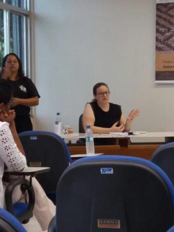2017 - Defesa de dissertação de Vivian Gonçalves Louro Vargas