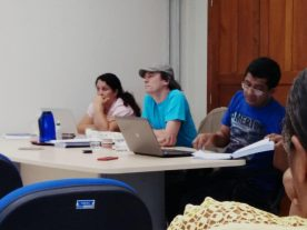 2017 - Defesa de dissertação da alunaLiberacy de Souza Oliveira
