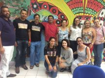 2017 - Defesa de dissertação de Silvania Maria Pinheiro da Silva Diniz