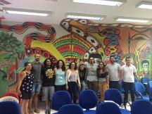 2017 - Defesa de dissertação de Carlos Frederico Silva de Oliveira