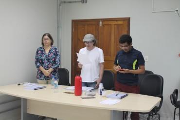 2018 - Defesa de dissertação de José Diez Canseco Carranza