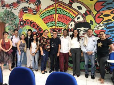 2018 - Defesa de dissertação de Jáson de Oliveira Gomes