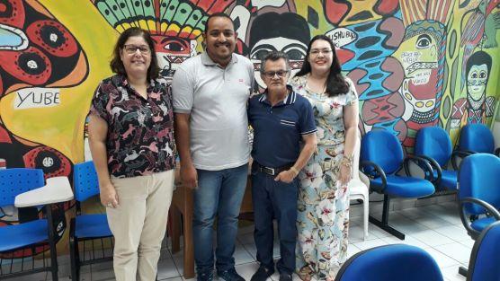 2018 - Defesa de dissertação de Thiago Muniz da Silva