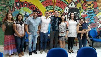 2018 - Defesa de dissertação de Fernanda Cristina Jucá de Lima