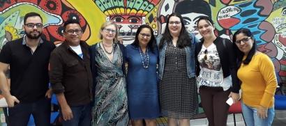 2018 - Defesa de dissertação de Maria Antonieta Melo de Almeida