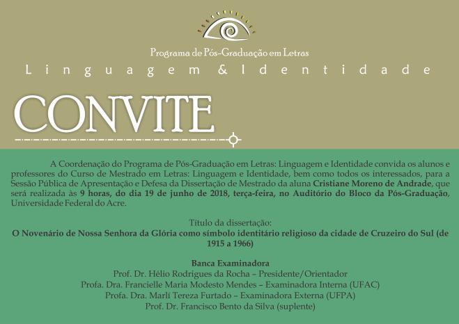 Convite Defesa Cristiane2