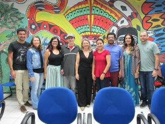 2018 - Defesa de dissertação de Priscila da Silva Machado Carvalho