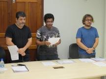 2018 - Defesa de dissertação de Queila Batista dos Santos