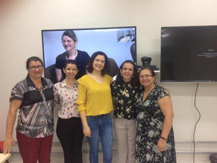2018 - Defesa de dissertação de Maria Ederlene da Silva Correia
