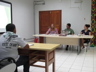 2019 - Defesa de dissertação de Cícero Dantas dos Santos Filho