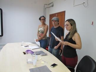2019 - Defesa de dissertação de Lays Emanuelle Viédes Lima