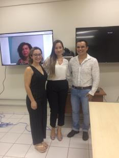 2019 - Defesa de dissertação de Maria Rosana Lopes do Nascimento