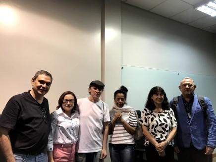 2019 - Defesa pública de Tese de Professor Titular de Gerson Rodrigues de Albuquerque